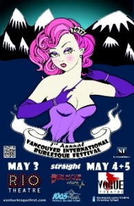 Burlesque Festival in Vancouver